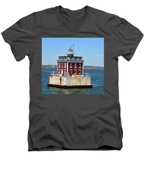 In The Ocean Men's V-Neck T-Shirt