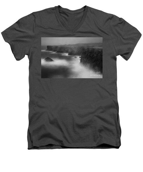 In The Storm 5 Men's V-Neck T-Shirt