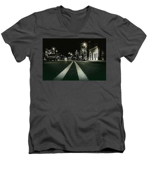 In The Streets Men's V-Neck T-Shirt