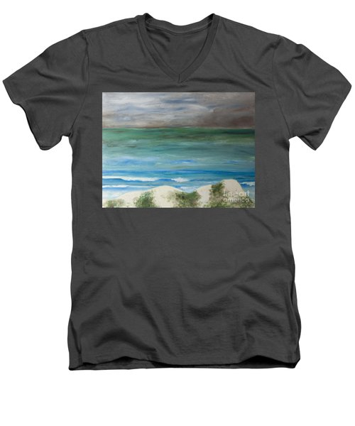 Incoming Weather Men's V-Neck T-Shirt