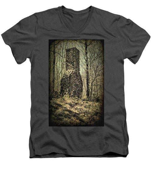 Indestructible Men's V-Neck T-Shirt