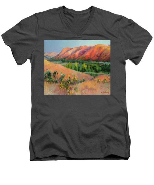 Indian Hill Men's V-Neck T-Shirt