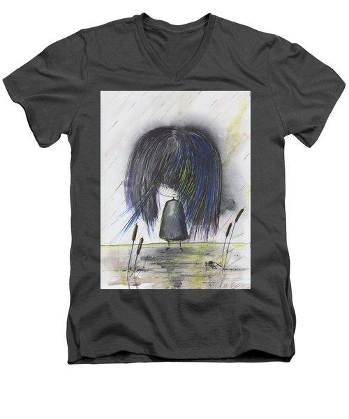 Indigo Child  Men's V-Neck T-Shirt