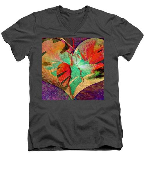 Infatuation Men's V-Neck T-Shirt