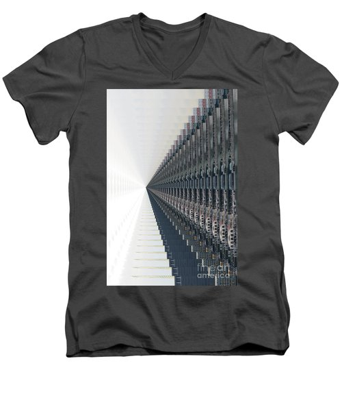 Infinite Possibilities _singapore Men's V-Neck T-Shirt by Scott Cameron