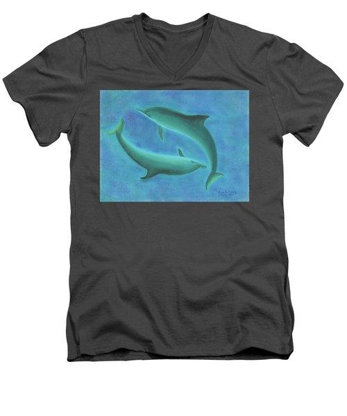 Infinity Men's V-Neck T-Shirt