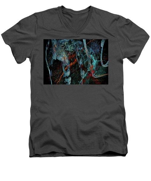 Inhabited Space Men's V-Neck T-Shirt