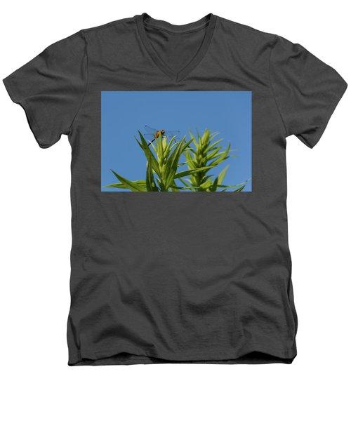 Inl-6 Men's V-Neck T-Shirt