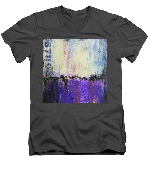 Inner City Blues Men's V-Neck T-Shirt