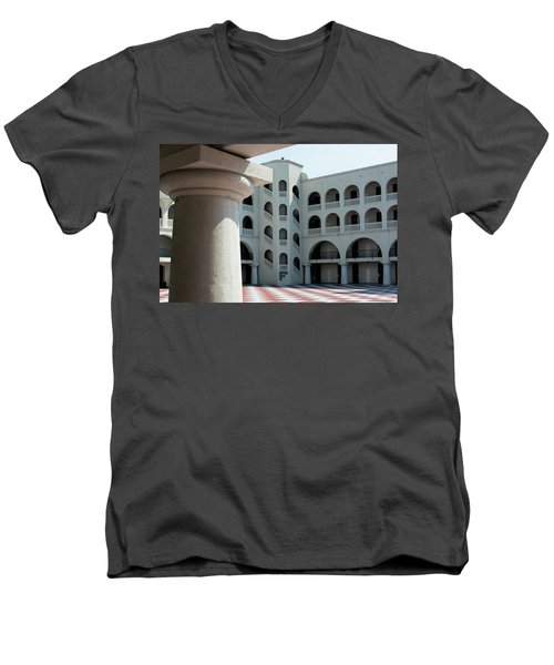 Inner Sanctum Men's V-Neck T-Shirt