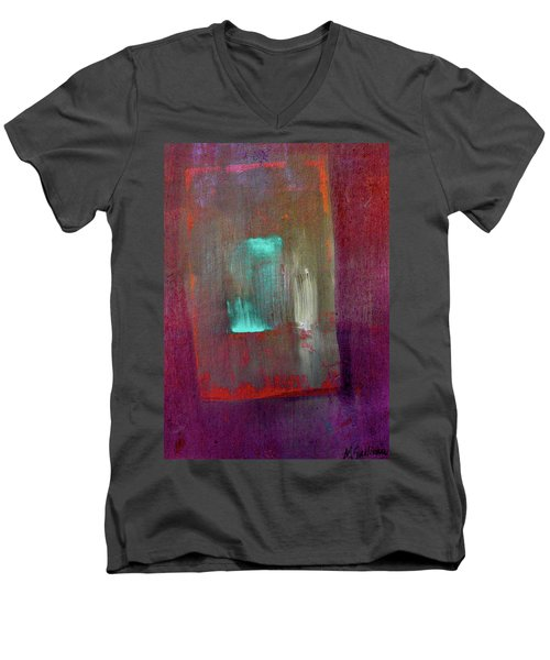Inner Space Men's V-Neck T-Shirt