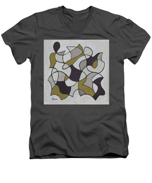 Innuendo Men's V-Neck T-Shirt