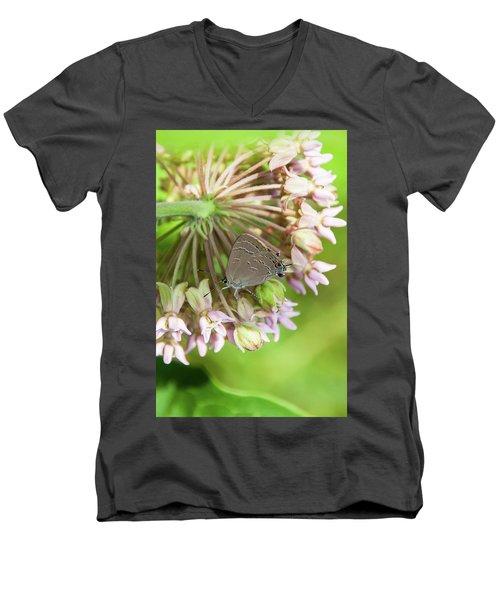 Inp-1 Men's V-Neck T-Shirt