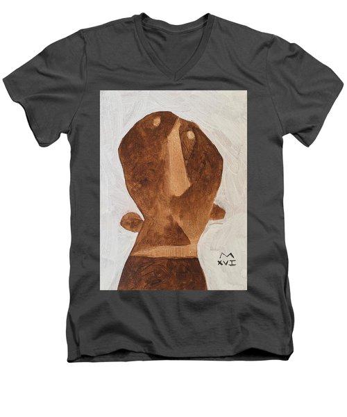 Inquisitors No 3  Men's V-Neck T-Shirt