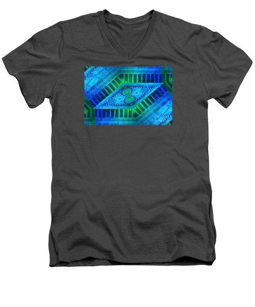 Insanity Men's V-Neck T-Shirt