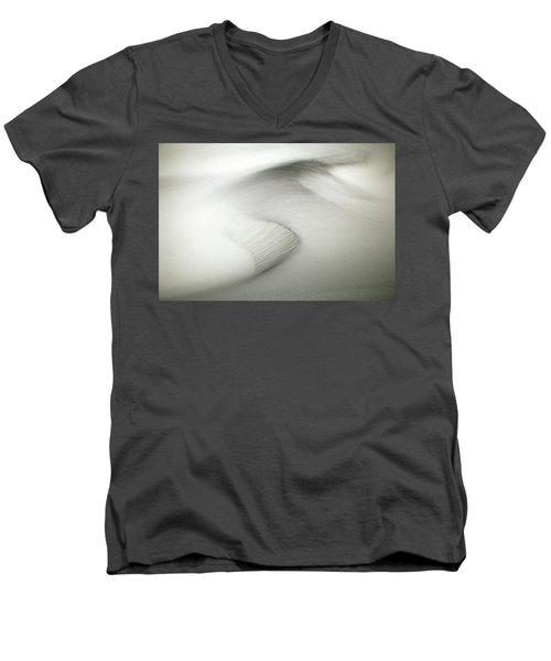 Inspiration Comes Standard Men's V-Neck T-Shirt