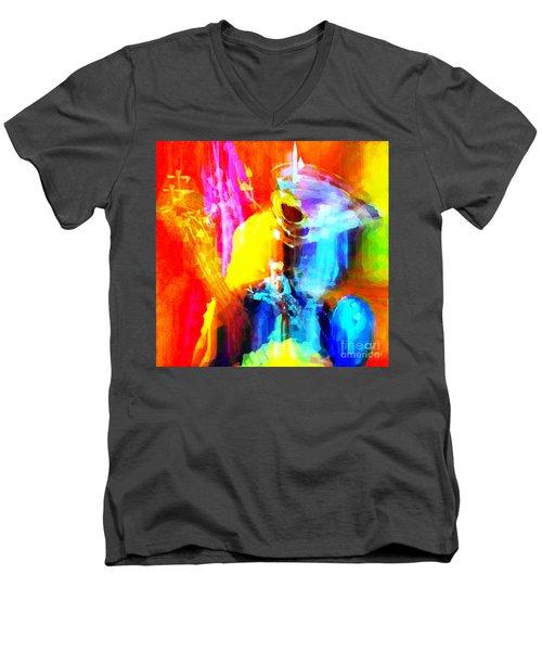 Inspired To Interpret Men's V-Neck T-Shirt