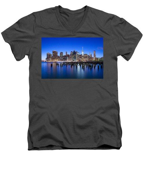 Inspiring Stories Men's V-Neck T-Shirt