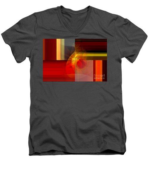 Inspriration  Men's V-Neck T-Shirt