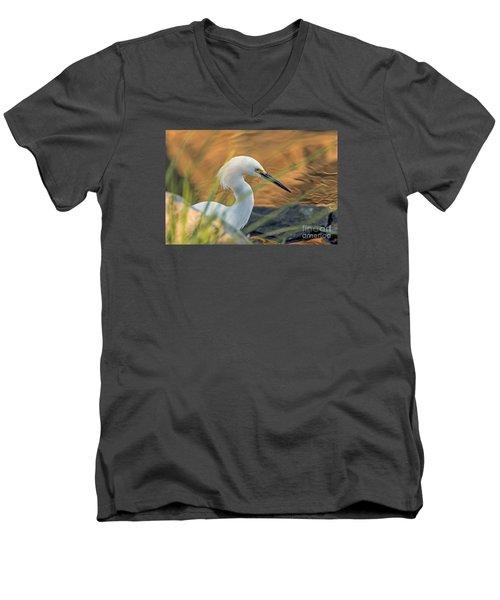 Intent Hunter Men's V-Neck T-Shirt