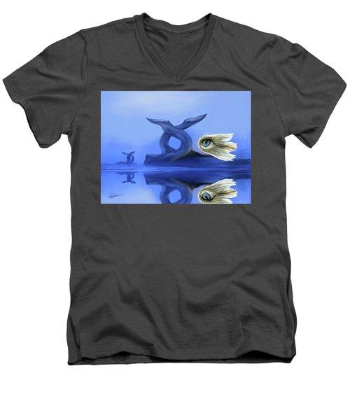 Interlude Men's V-Neck T-Shirt