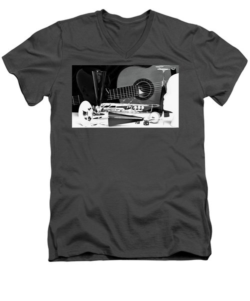 Intermission Men's V-Neck T-Shirt