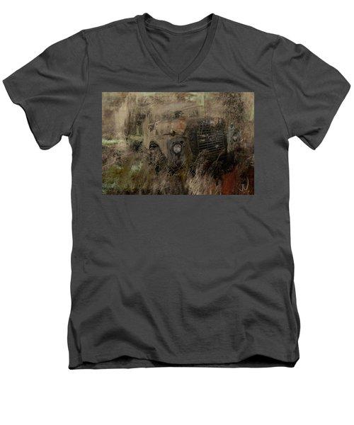 International Men's V-Neck T-Shirt