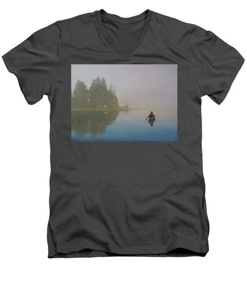 Into The Mistic Men's V-Neck T-Shirt