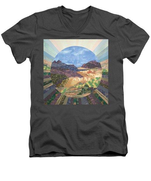 Into The Mystery Men's V-Neck T-Shirt