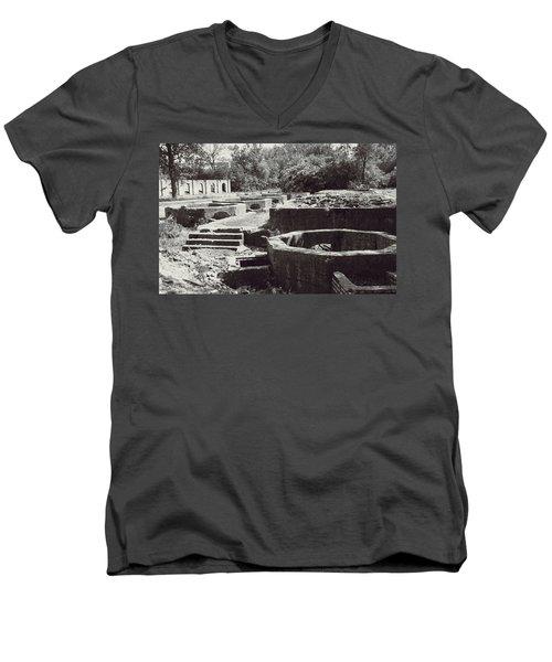Into The Ruins 1 Men's V-Neck T-Shirt