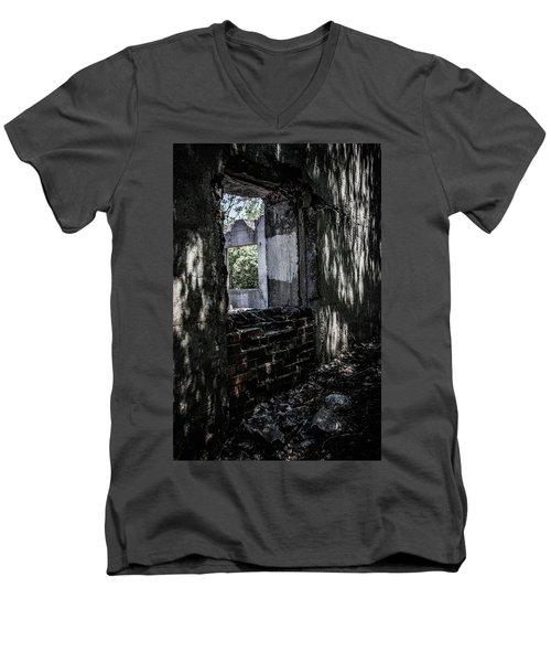 Into The Ruins 4 Men's V-Neck T-Shirt