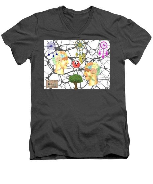 Intrapreneur Men's V-Neck T-Shirt