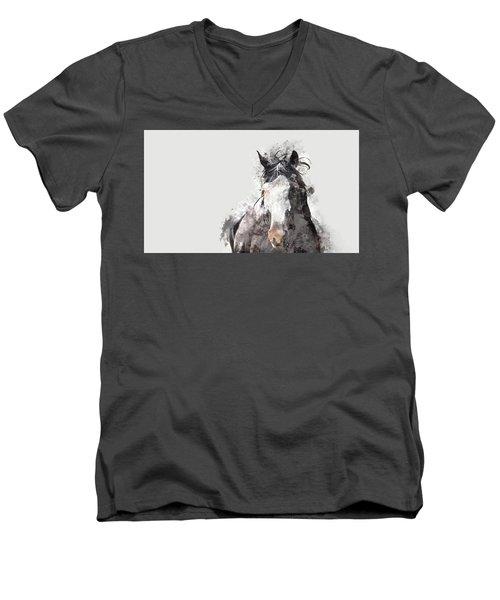 Introductions Men's V-Neck T-Shirt