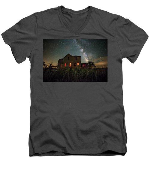 Invasion Men's V-Neck T-Shirt