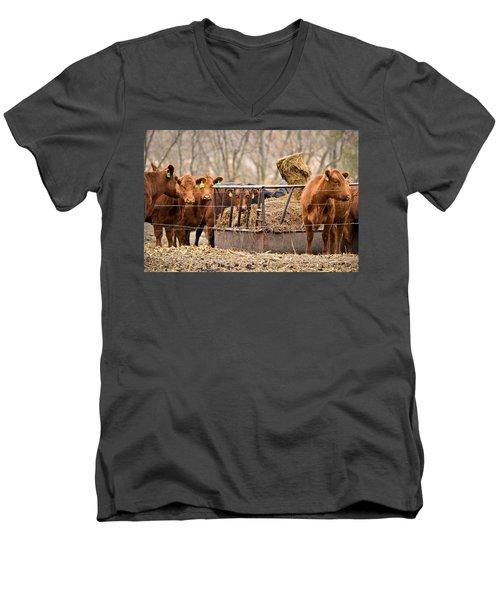 Invitation Only Men's V-Neck T-Shirt