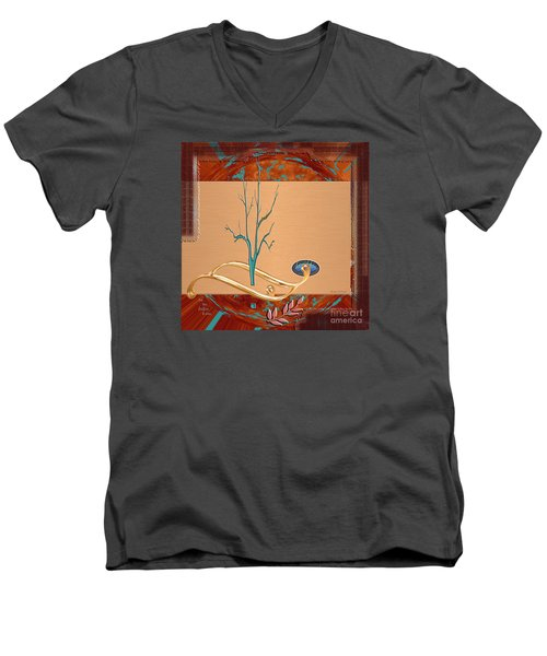 Inw_20a5563-sq_sap-run-feathers-to-come Men's V-Neck T-Shirt