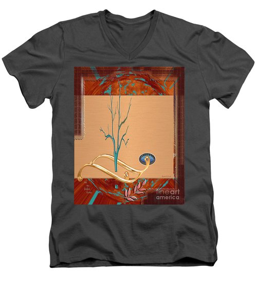 Inw_20a5563_sap-run-feathers-to-come Men's V-Neck T-Shirt