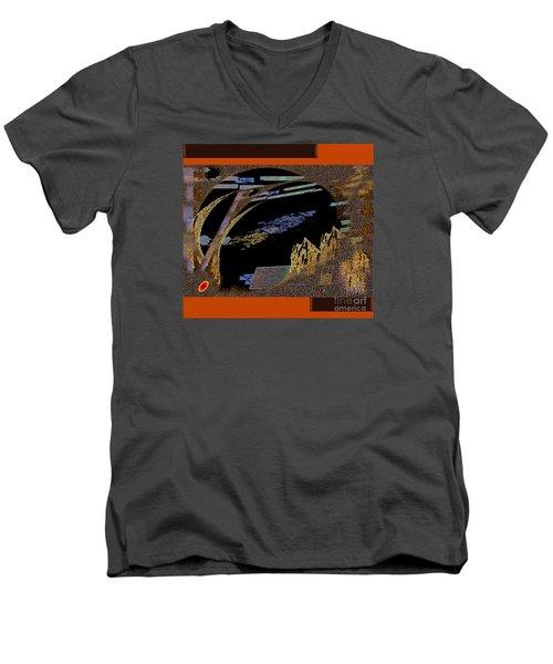 Inw_20a5581_hoofed Men's V-Neck T-Shirt