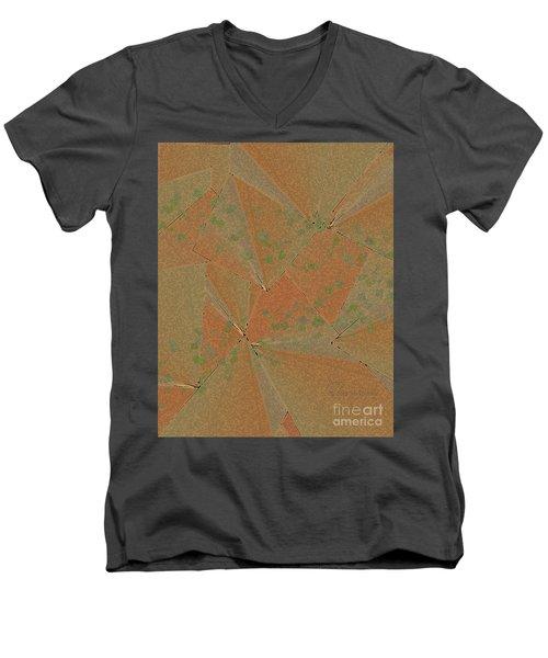 Inw_20a6150 Savory Men's V-Neck T-Shirt