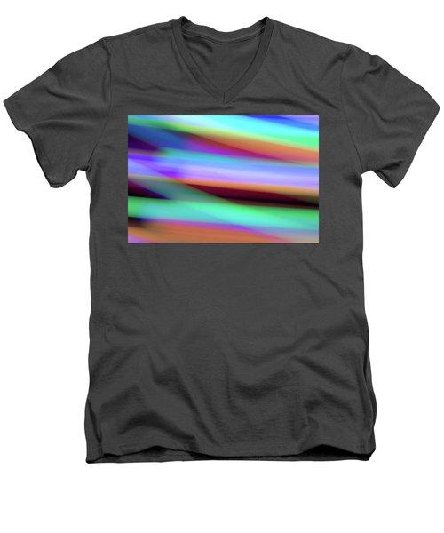 Iridescence Men's V-Neck T-Shirt