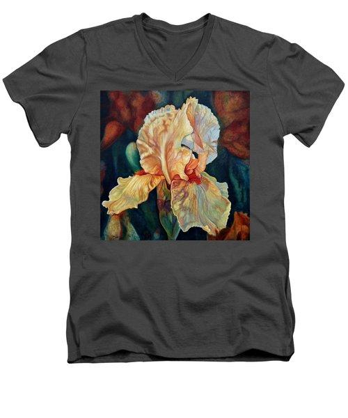 Iris 3_2017 Men's V-Neck T-Shirt