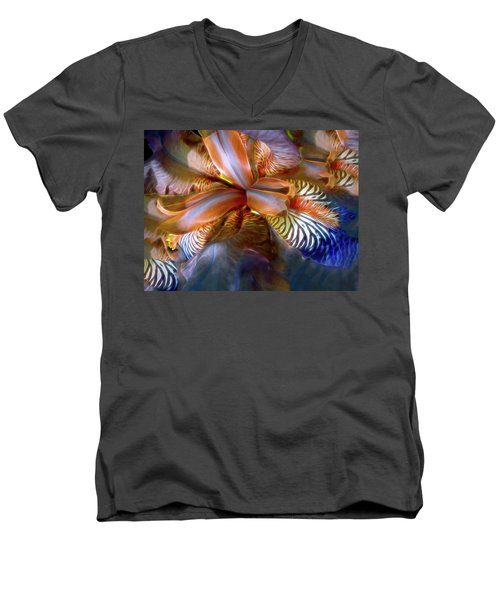 Iris Dream Men's V-Neck T-Shirt