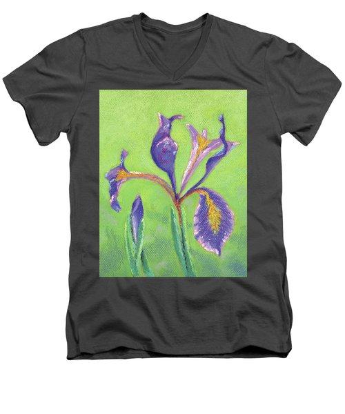 Iris For Iris Men's V-Neck T-Shirt