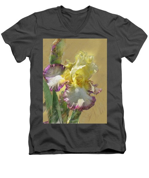 Iris, 'kiss Of Kisses' Men's V-Neck T-Shirt