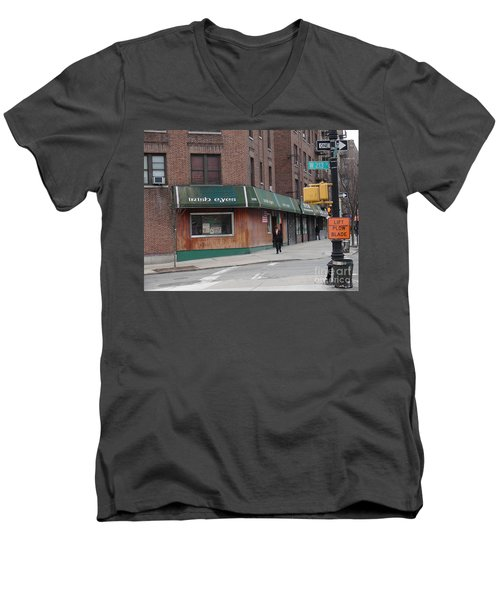 Men's V-Neck T-Shirt featuring the photograph Irish Eyes by Cole Thompson