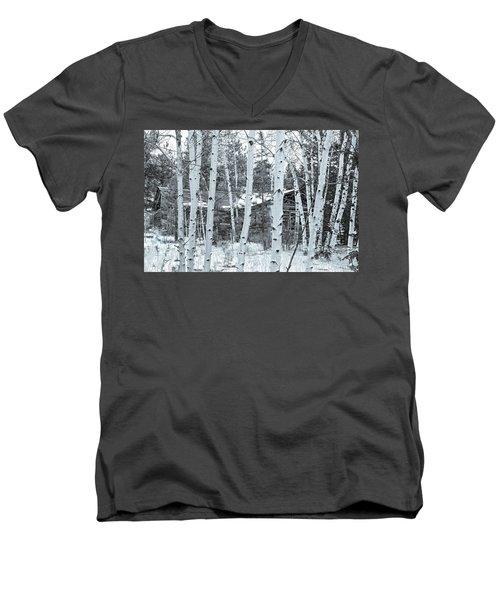 It Elicits A Feeling Of Nostalgia.  Men's V-Neck T-Shirt