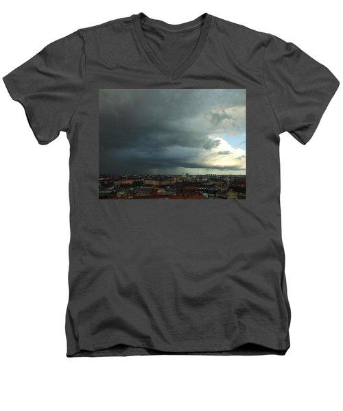 It Gets Better Men's V-Neck T-Shirt by Ivana Westin