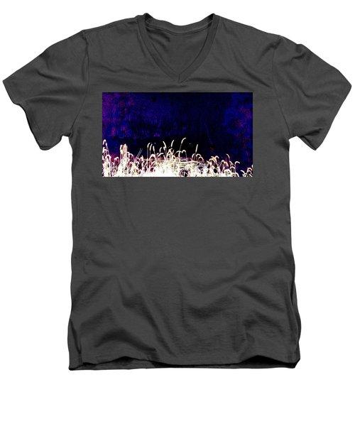 It Happened In My Headlights Men's V-Neck T-Shirt