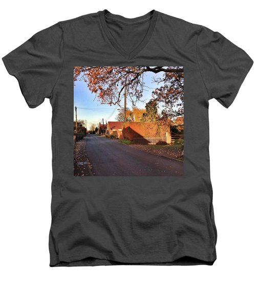 It Looks Like We've Found Our New Home Men's V-Neck T-Shirt