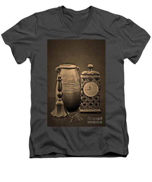 It's Time For... Men's V-Neck T-Shirt